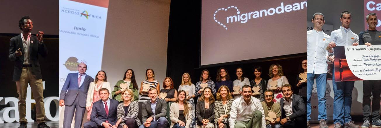 Premios migranodearena.org